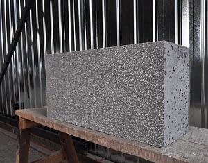 полистиролбетон в строительстве