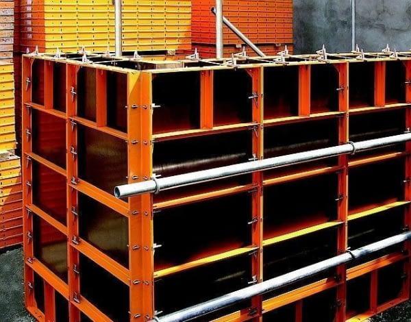 опалубки для монолитного строительства